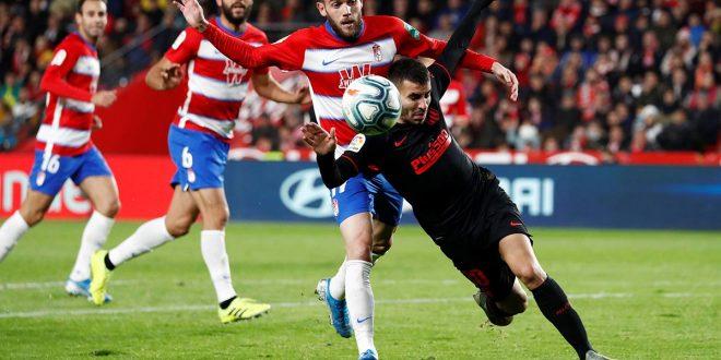 Atlético y Granada