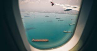 Aviación y transporte marítimo