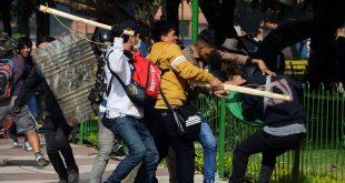 Los reclamos de la oposición boliviana por nuevas elecciones han degenerado en brutal violencia política