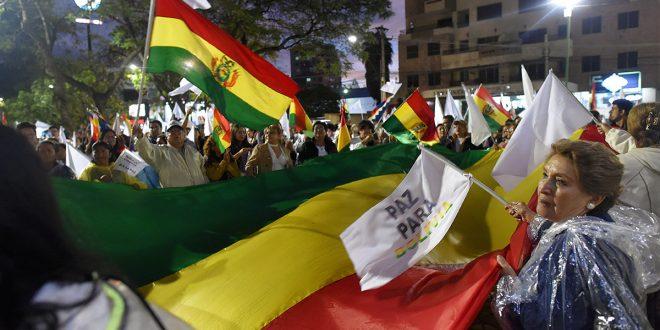 Expresidente de Bolivia emplaza a López Obrador a apoyar elecciones limpias y no proteger el fraude de Morales