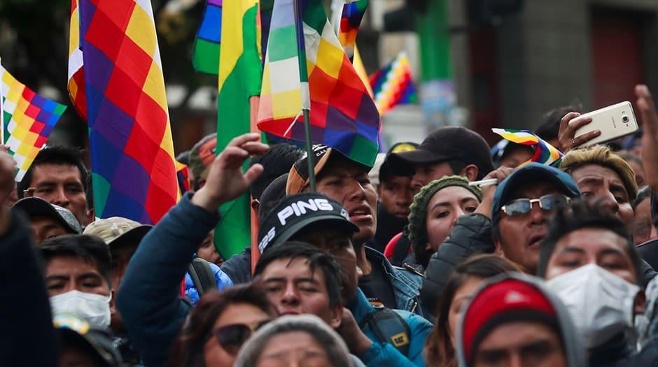 Embajador Orlando Viera-Blanco: Bolivia, Venezuela y el golpe popular