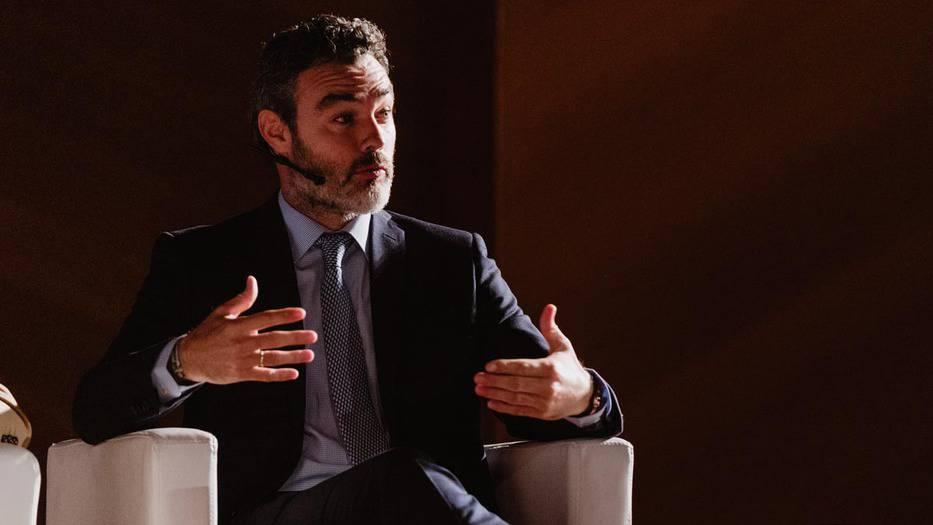 Carlos Valdés, responsable de RSC y Fundación Vía Célere. (Foto: Ángel Santamaría).