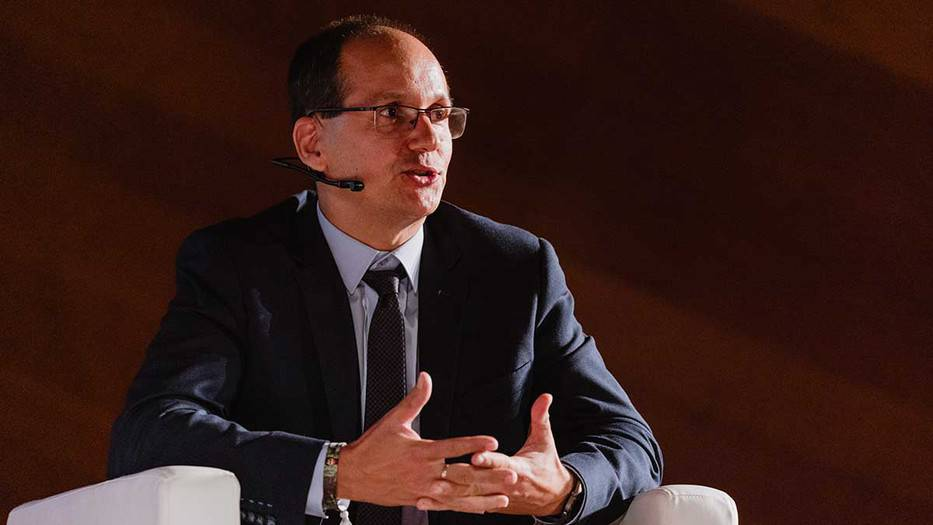 Carlos Ventura, jefe del departamento de Telecomunicaciones del Ayuntamiento de Rivas-Vaciamadrid. Foto: A. Santamaría