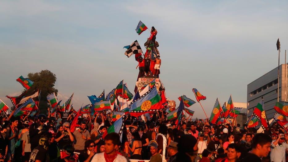 El nuevo acuerdo de paz promete acabar con las violentas protestas en Chile