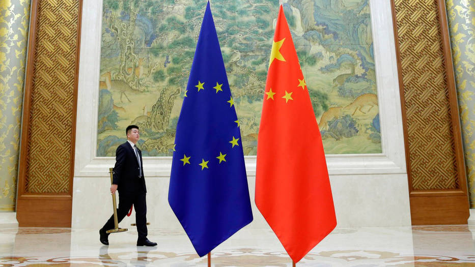 La UE y China se acercan para acordar mejoras en su relación comercial.