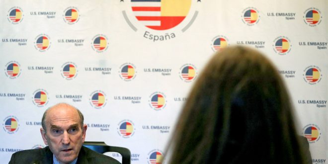 EEUU espera que España arreste y extradite al general venezolano Hugo Carvajal
