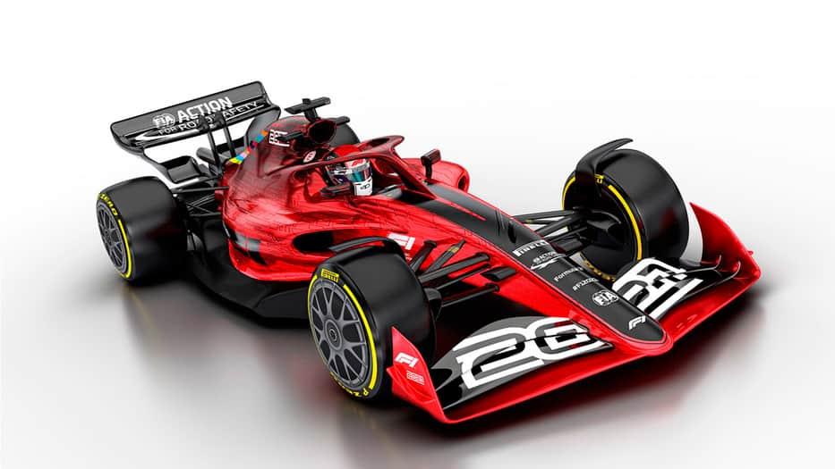 Los nuevos monoplazas serán más simples en diseño y de menor tamaño que los actuales./ Imagen cortesía de FIA y F1.