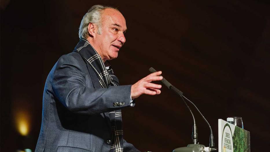 Federico Jiménez de Parga, coordinador general de Movilidad del Ayuntamiento de Madrid. Foto: A. Santamaría