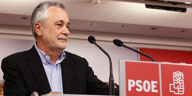 El PSOE en la mira por sentencia condenatoria contra Griñán y Chaves por el caso ERE