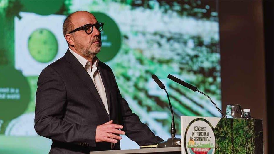 Mauricio Domínguez-Adame, director de Responsabilidad Social Corporativa de Heineken España. Foto: A. Santamaría