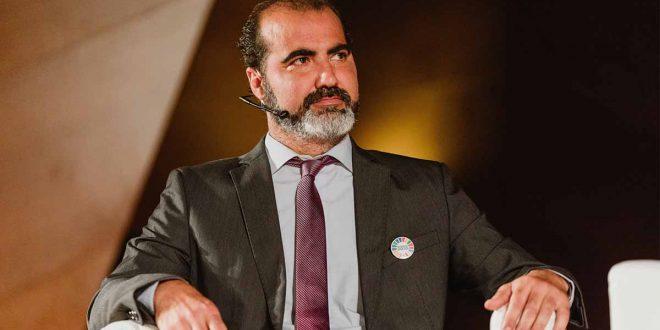 """Javier de los Nietos apuesta por una """"ciudadanía inteligente"""" para generar  ciudades sostenibles"""