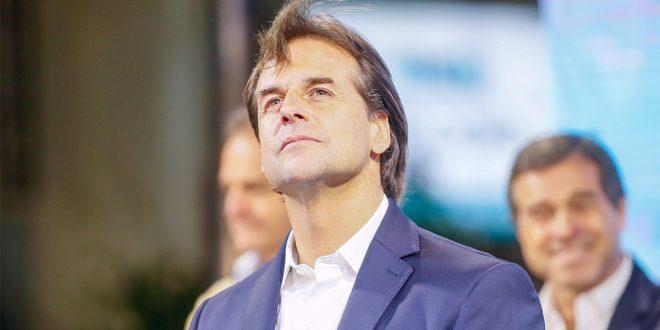 Presidente electo de Uruguay, Luis Lacalle Pou