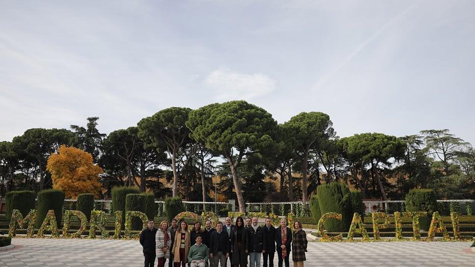 Madrid es, desde el domingo 24, la capital verde del mundo para hablar del medio ambiente