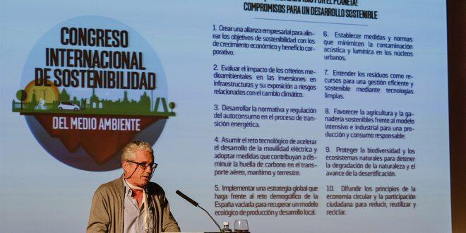 Miguel Ángel Valladares, director de Comunicaciones de WWF/Ángel Santamaría