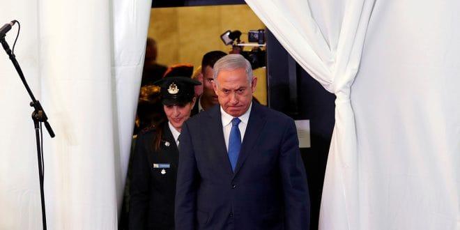 Primer ministro de Israel Benjamín Netanyahu es imputado por fraude y soborno
