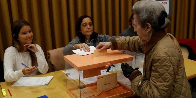 Normalidad elecciones