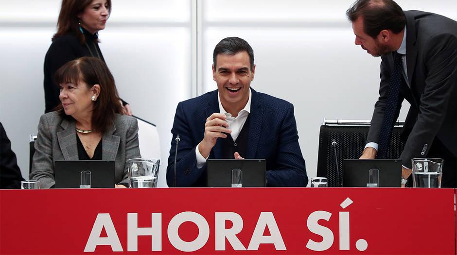 Videoblog de Gorka Landaburu: un pan como unas tortas. Aunque el PSOE ganó con solvencia, Pedro Sánchez se ha estrellado con la realidad