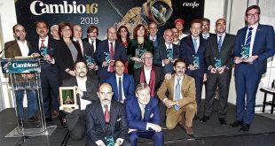 Los Premios Cambio16 han reconocido la lucha contra el cambio climático y la preservación del entorno natural y la biodiversidad.