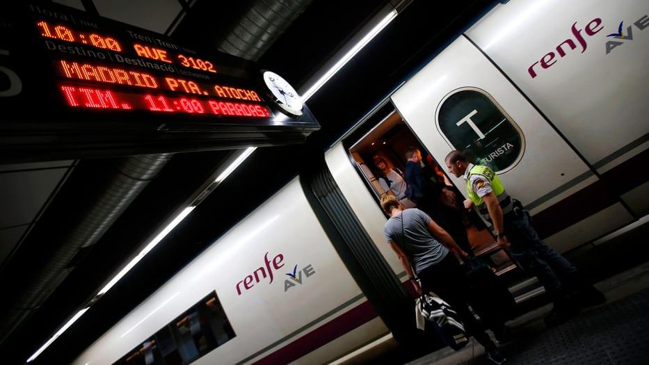 La estatal española se quedará con la mayor parte de los servicios ferroviarios