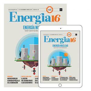 """26 """"Energia Nuclear Factor clave en la descarbonización"""""""