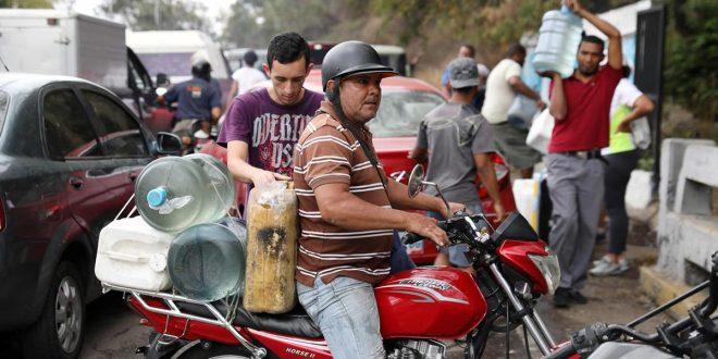 Crisis de agua potable y electricidad en Venezuela potencia la migración forzada hacia América y Europa