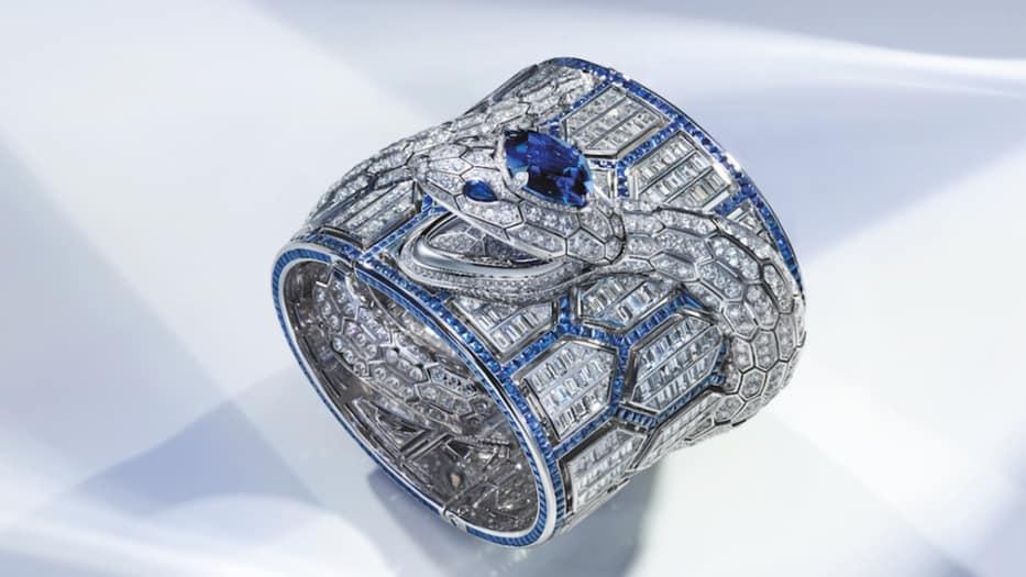 El Serpenti Misteriosi Romani recibió el premio como mejor reloj de alta gama
