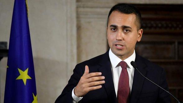 El vicepresidente de la Cámara de Diputados Luigi Di Maio considera que el acuerdo con Libia sobre los migrantes puede ser mejorado, especialmente en lo relacionado con los centros de internamiento de las migraciones.
