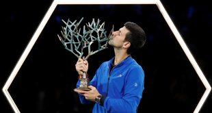quinto título en el Masters 1000 de París