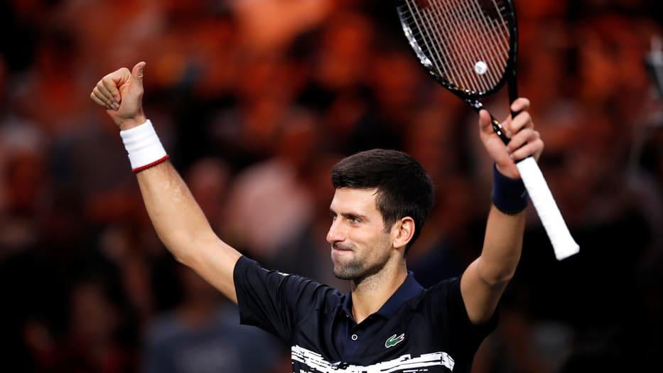 semifinales del Masters de París
