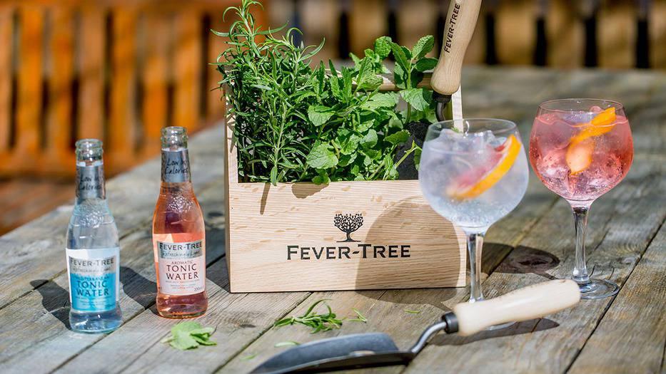 Fever-Tree en la Madrid Craft Week