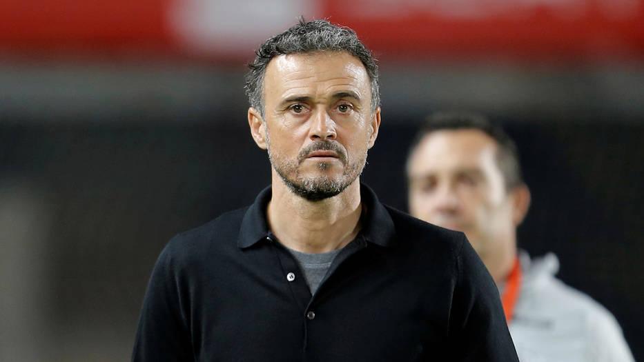 Luis Enrique vuelve