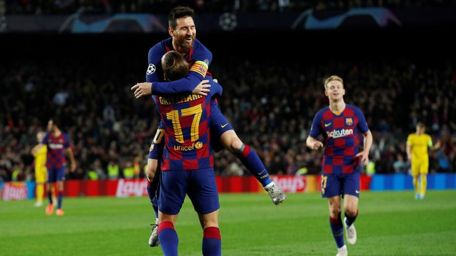 Barcelona Dortmund