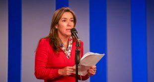 Ministra Energía Colombia