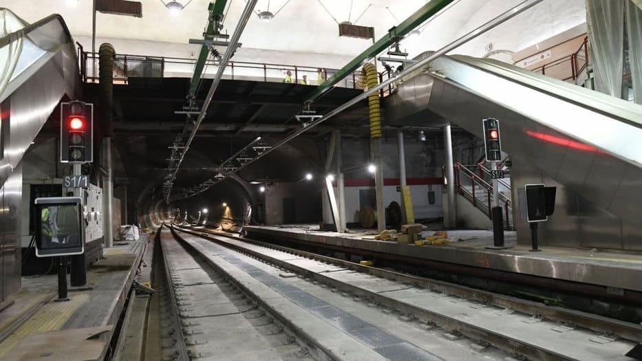 En total con seis las empresas que copmpetirán con Renfe en la red ferroviaria de Alta Velocidad Española/@Adif_es