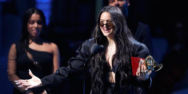 Rosalía y Alejandro Sanz triunfaron en los Grammy Latinos 2019