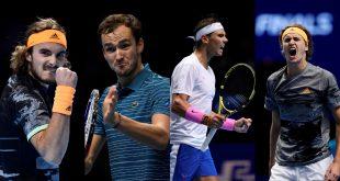 semifinales de las Finales ATP