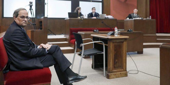El juicio a Torra abre la posibilidad de elecciones anticipadas en Cataluña