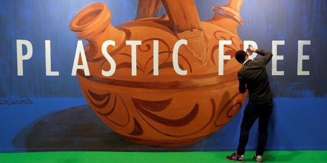 Sostenibilidad y tradición en la COP25 de la mano del artista extremeño Jonatan Carranza Sojo