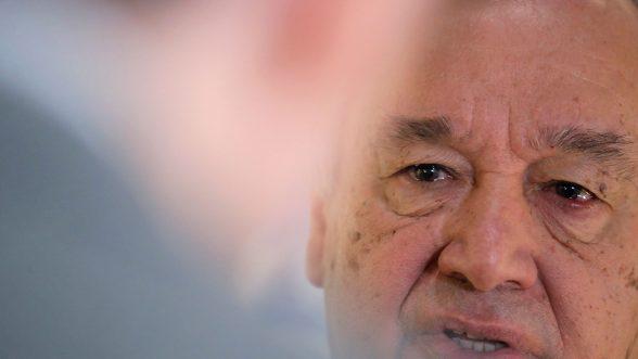 António Guterres COP25
