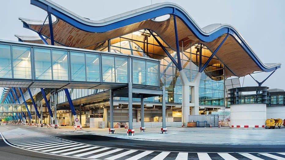 Aena Aeropuerto de Barajas