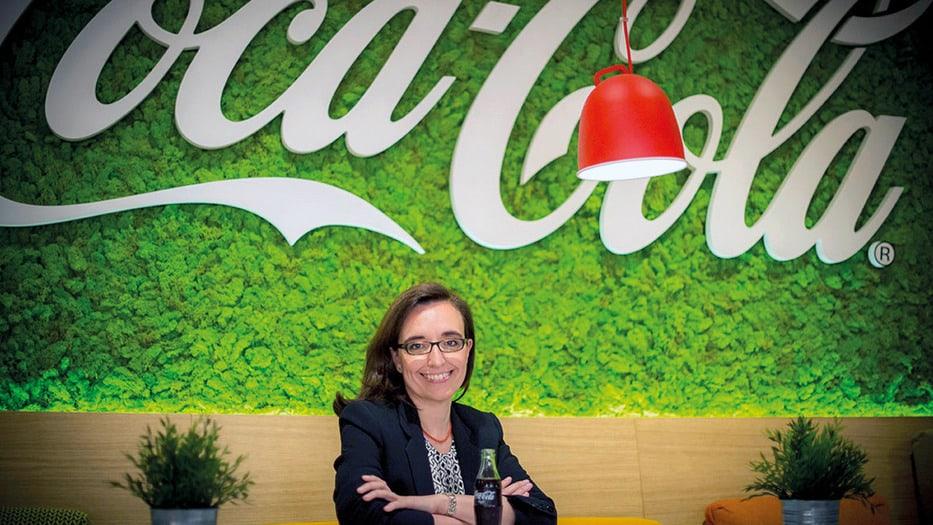 Nuestro objetivo final es que ningún envase acabe como residuo en el medio natural, dice la directora de Responsabilidad Corporativa de Coca-Cola Iberia