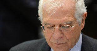 """Josep Borrell indicó que las sanciones económicas masivas """"no harían sino empeorar una situación dramática en Venezuela"""""""