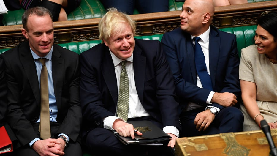 Boris Johnson quiere aprobar la ley del Brexit cuanto antes