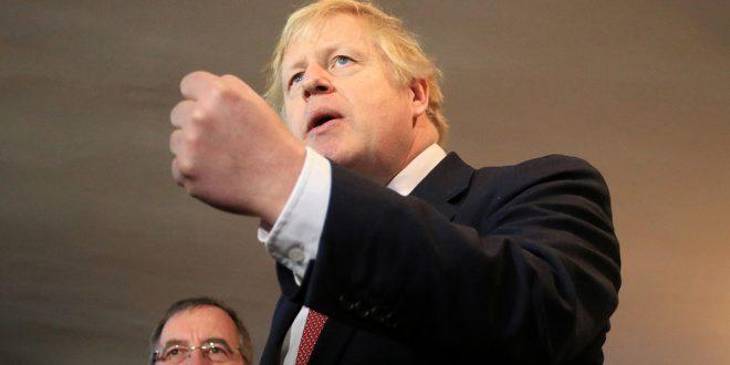 Johnson llevará al parlamento británico la ley para el Brexit antes de Navidad