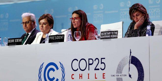 COP25, poca ambición por la vida