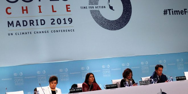 La COP25 se juega en tiempo extra, tratando infructuosamente de lograr consenso sobre la emergencia climática