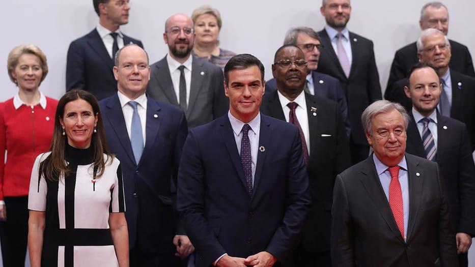 Arranca la cumbre más esperada para afrontar el cambio climático en Madrid