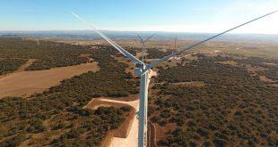 La filial de energías renovables de Endesa adicionó 167 MW de potencia a esa provincia, con una inversión de 165 millones de euros.