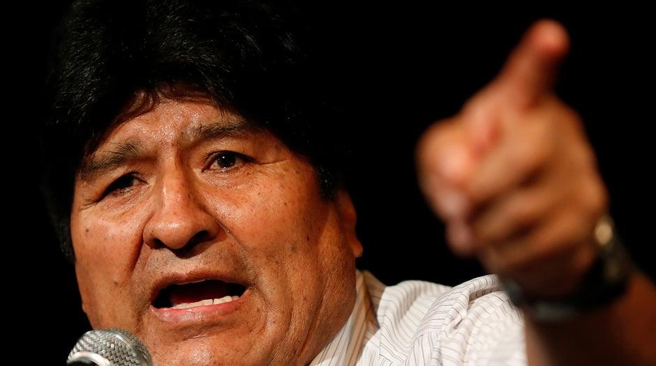 El expresidente de Bolivia, Evo Morales, montó un gigantesco fraude electoral para su cuarta reelección soportado en la tecnología