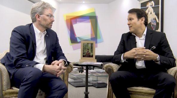 El editor de Cambio16, Jorge Neri, Conversó con Joe Robertson, jefe de Estrategia Global de Citizens Climate Lobby